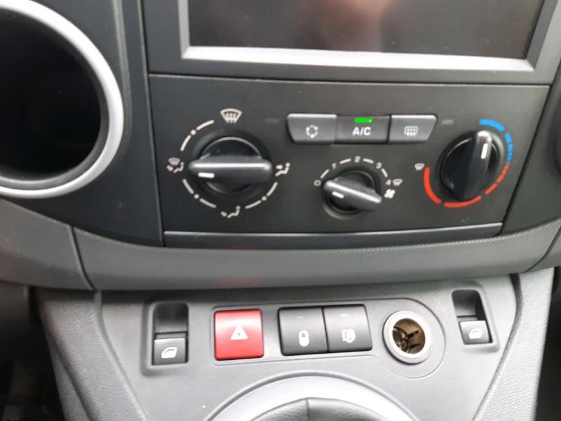 Photo 8 de l'offre de CITROEN BERLINGO M 1.6 BLUEHDI 75 CLUB à 9790€ chez Carlyss automobiles Vitré