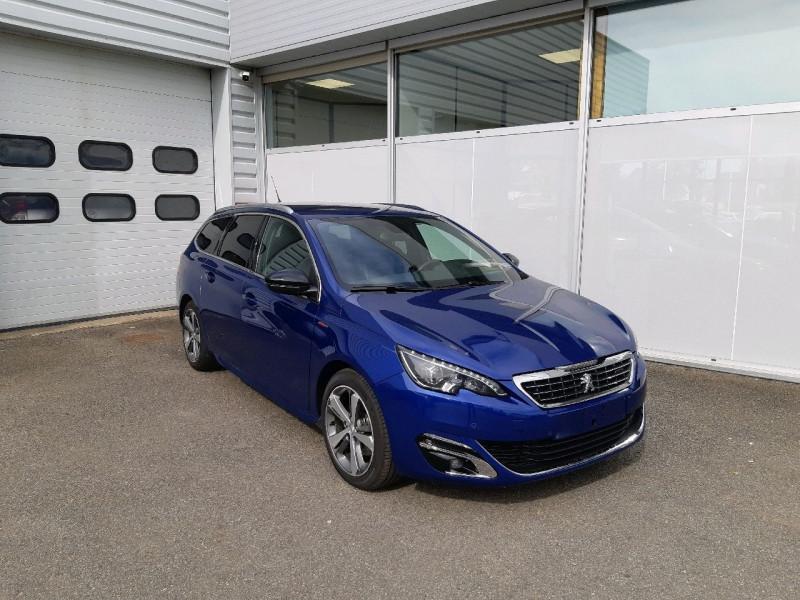 Photo 1 de l'offre de PEUGEOT 308 SW 2.0 BLUEHDI 150CH GT LINE S&S à 10790€ chez Carlyss automobiles Vitré