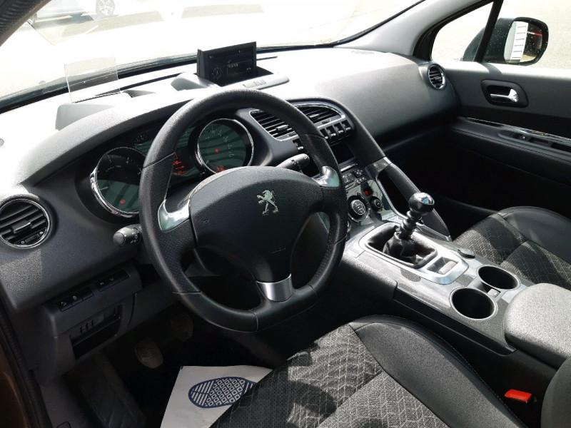 Photo 7 de l'offre de PEUGEOT 3008 2.0 HDI150 FAP ALLURE à 14990€ chez Carlyss automobiles Vitré