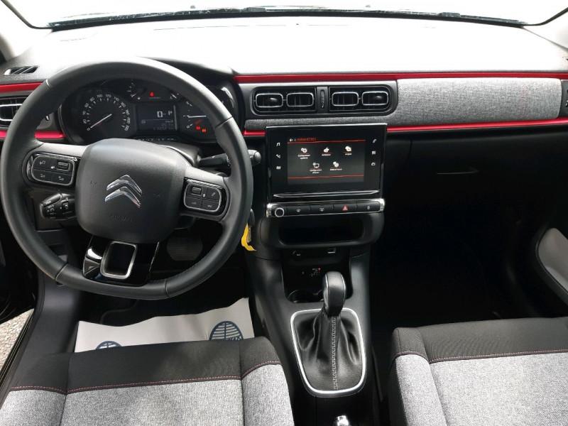 Photo 9 de l'offre de CITROEN C3 PURETECH 110CH ELLE S&S EAT6 E6.D-TEMP 114G à 15490€ chez Carlyss automobiles Vitré