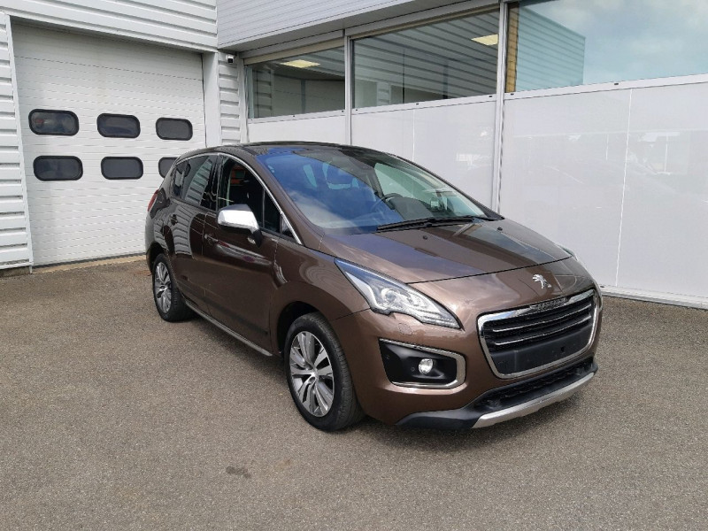 Peugeot 3008 2.0 HDI150 FAP ALLURE Diesel RICH OAK Occasion à vendre
