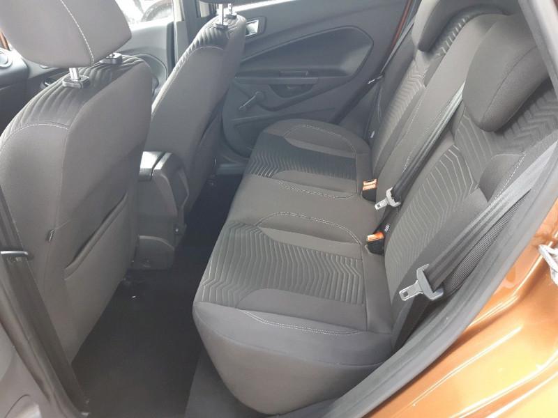 Photo 6 de l'offre de FORD FIESTA 1.0 ECOBOOST 100CH STOP&START TITANIUM 5P à 7290€ chez Carlyss automobiles Vitré