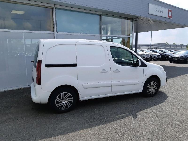 Photo 2 de l'offre de CITROEN BERLINGO 20 L1 1.6 BLUEHDI 75 CONFORT à 11790€ chez Carlyss automobiles Vitré