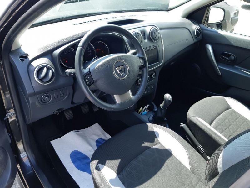 Photo 7 de l'offre de DACIA SANDERO 0.9 TCE 90CH STEPWAY PRESTIGE à 8790€ chez Carlyss automobiles Vitré