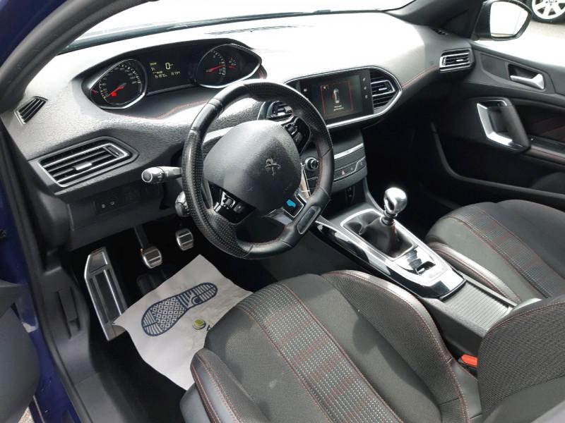 Photo 5 de l'offre de PEUGEOT 308 SW 2.0 BLUEHDI 150CH GT LINE S&S à 10790€ chez Carlyss automobiles Vitré