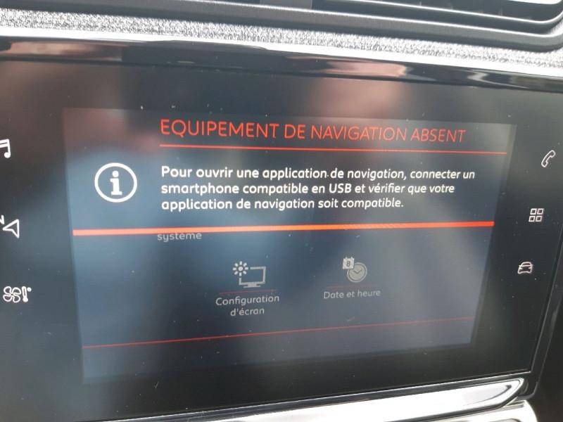 Photo 10 de l'offre de CITROEN C3 PURETECH 110CH ELLE S&S EAT6 E6.D-TEMP 114G à 15490€ chez Carlyss automobiles Vitré