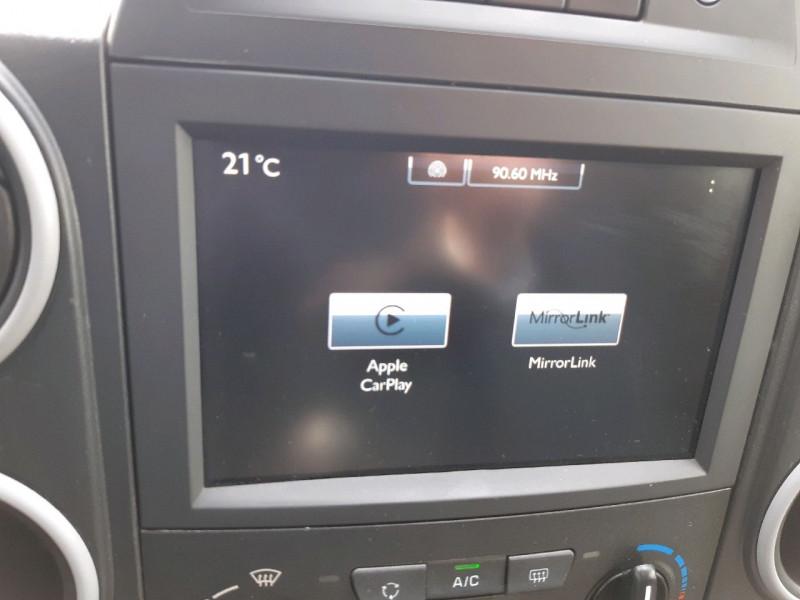 Photo 9 de l'offre de CITROEN BERLINGO M 1.6 BLUEHDI 75 CLUB à 9790€ chez Carlyss automobiles Vitré