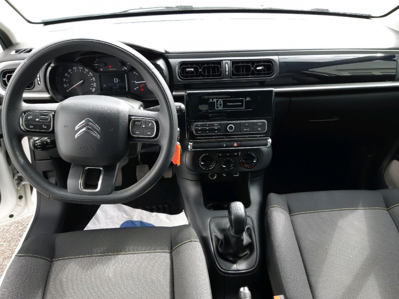 Photo 8 de l'offre de CITROEN C3 BLUEHDI 75CH FEEL S&S à 7990€ chez Carlyss automobiles Vitré