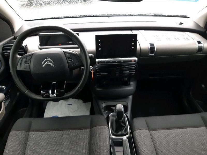 Photo 9 de l'offre de CITROEN C4 CACTUS BLUEHDI 100CH S&S SHINE E6.D-TEMP à 13790€ chez Carlyss automobiles Vitré