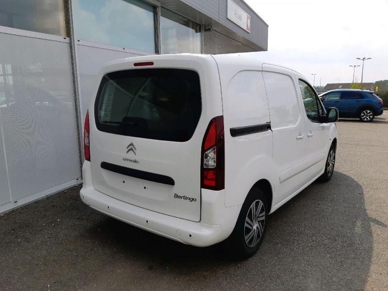 Photo 3 de l'offre de CITROEN BERLINGO 20 L1 1.6 BLUEHDI 75 CONFORT à 11790€ chez Carlyss automobiles Vitré