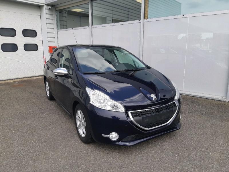 Peugeot 208 1.6 E-HDI FAP STYLE 5P Diesel DARK BLUE Occasion à vendre
