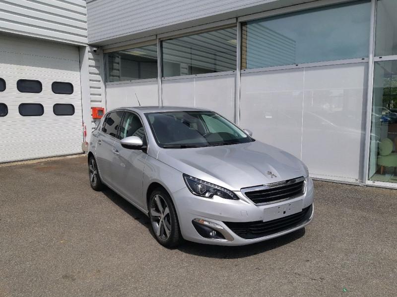 Peugeot 308 2.0 BLUEHDI 150CH ALLURE S&S 5P Diesel GRIS ALUMINIUM Occasion à vendre