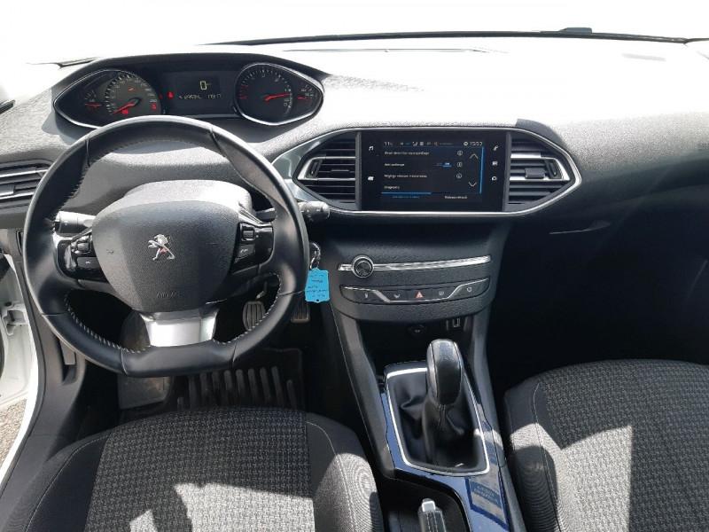 Photo 8 de l'offre de PEUGEOT 308 1.6 BLUEHDI 100CH ACCESS S&S 5P à 10990€ chez Carlyss automobiles Vitré