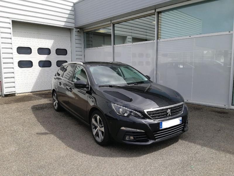 Peugeot 308 SW 2.0 BLUEHDI 150CH S&S ALLURE Diesel NOIR PERLA Occasion à vendre