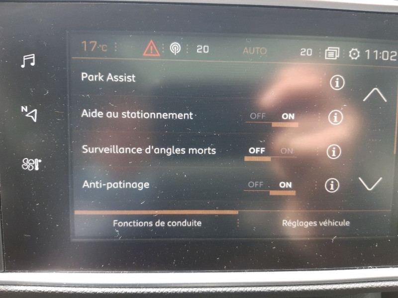 Photo 12 de l'offre de PEUGEOT 308 SW 2.0 BLUEHDI 150CH S&S ALLURE à 15790€ chez Carlyss automobiles Vitré