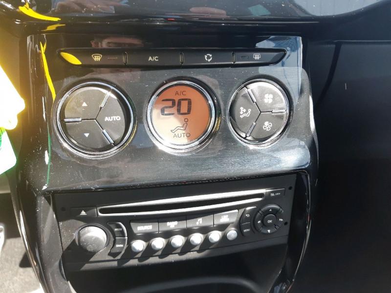 Photo 9 de l'offre de CITROEN DS3 1.2 VTI PURETECH SO CHIC à 9990€ chez Carlyss automobiles Vitré
