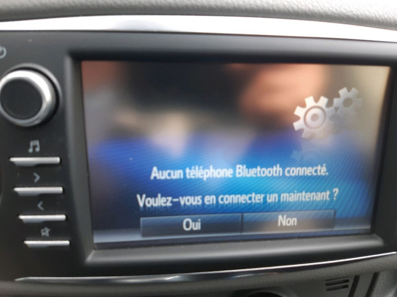 Photo 9 de l'offre de TOYOTA YARIS 70 VVT-I FRANCE 5P MY19 à 10490€ chez Carlyss automobiles Vitré