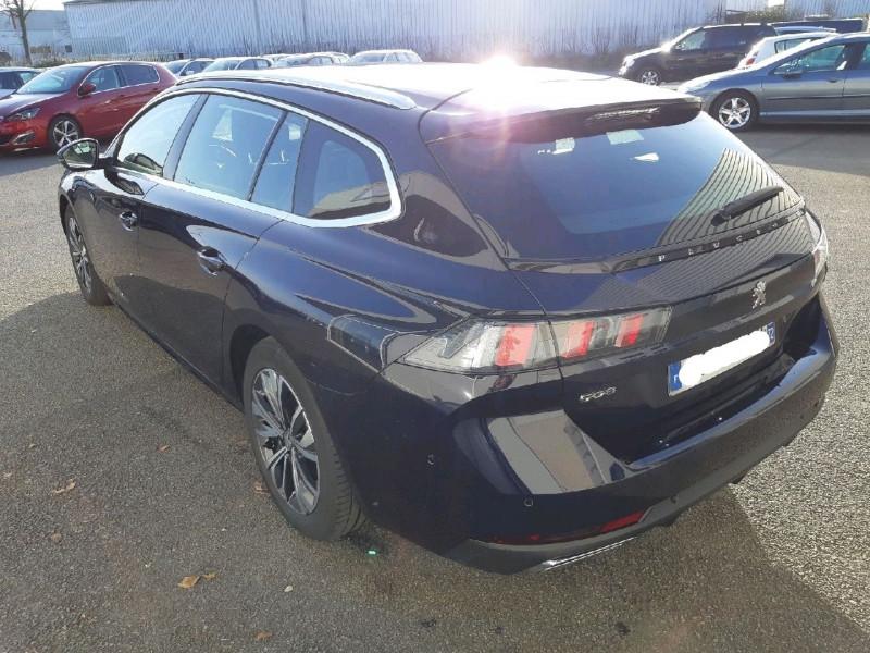 Photo 3 de l'offre de PEUGEOT 508 SW BLUEHDI 130CH S&S ALLURE EAT8 à 24790€ chez Carlyss automobiles Vitré