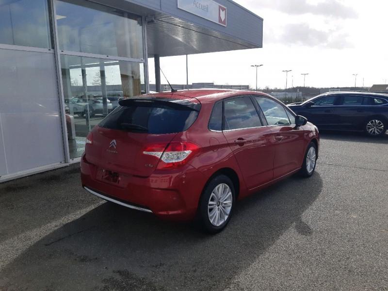 Photo 3 de l'offre de CITROEN C4 2.0 HDI 150 FAP EXCLUSIVE à 9490€ chez Carlyss automobiles Vitré