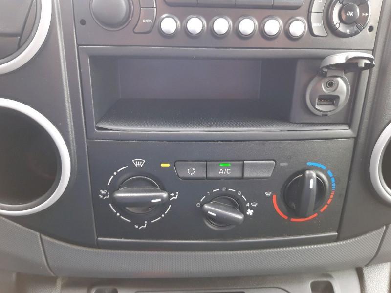 Photo 6 de l'offre de CITROEN BERLINGO M 1.6 BLUEHDI 100 CLUB à 8490€ chez Carlyss automobiles Vitré