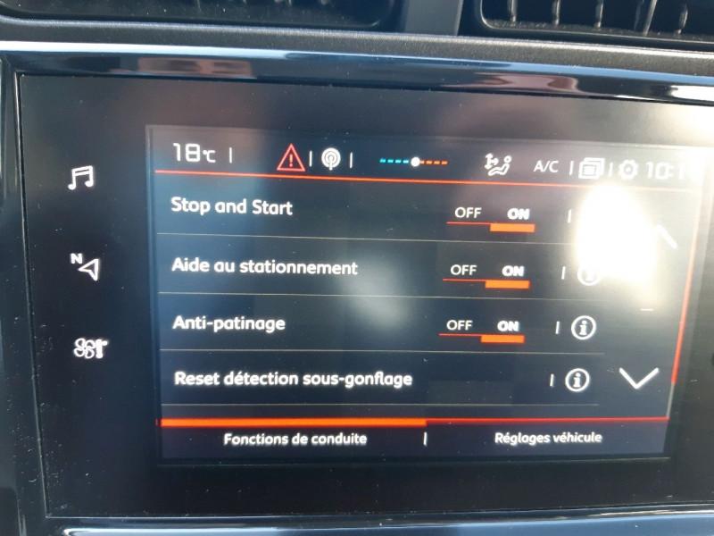Photo 11 de l'offre de CITROEN C3 AIRCROSS BLUEHDI 100CH S&S FEEL BUSINESS 96G à 12990€ chez Carlyss automobiles Vitré