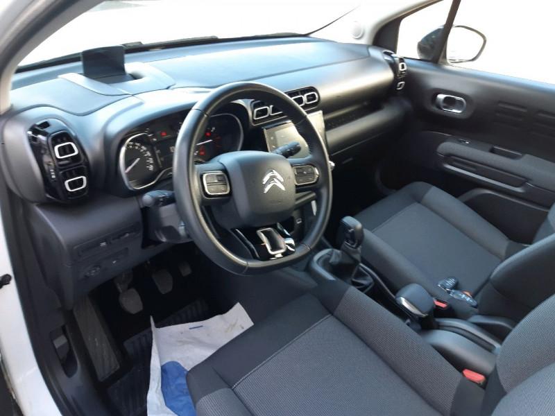 Photo 6 de l'offre de CITROEN C3 AIRCROSS BLUEHDI 100CH S&S FEEL BUSINESS 96G à 12990€ chez Carlyss automobiles Vitré