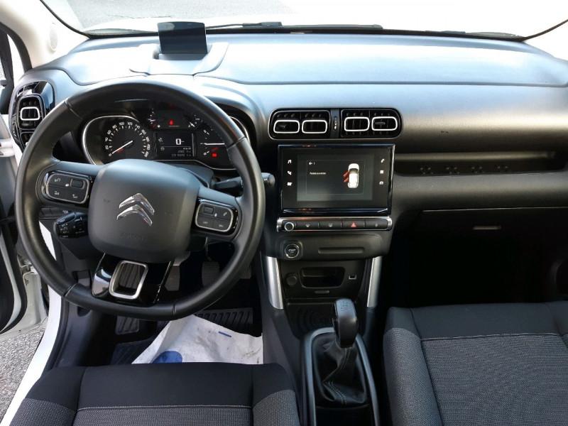 Photo 8 de l'offre de CITROEN C3 AIRCROSS BLUEHDI 100CH S&S FEEL BUSINESS 96G à 12990€ chez Carlyss automobiles Vitré