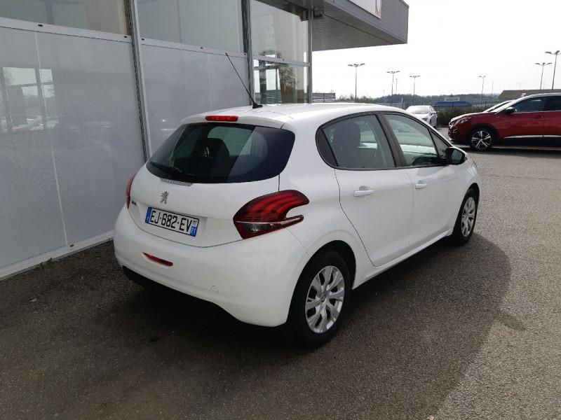 Photo 3 de l'offre de PEUGEOT 208 1.6 BLUEHDI 100CH ACTIVE 5P à 8990€ chez Carlyss automobiles Vitré