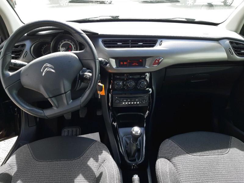 Photo 8 de l'offre de CITROEN C3 1.2 PURETECH SELECTION à 8490€ chez Carlyss automobiles Vitré