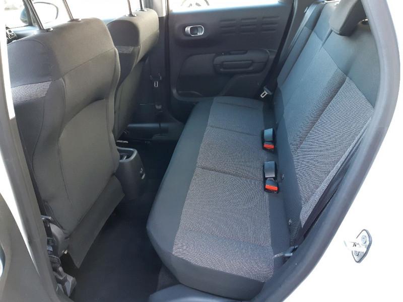 Photo 7 de l'offre de CITROEN C3 AIRCROSS BLUEHDI 100CH S&S FEEL BUSINESS 96G à 12990€ chez Carlyss automobiles Vitré