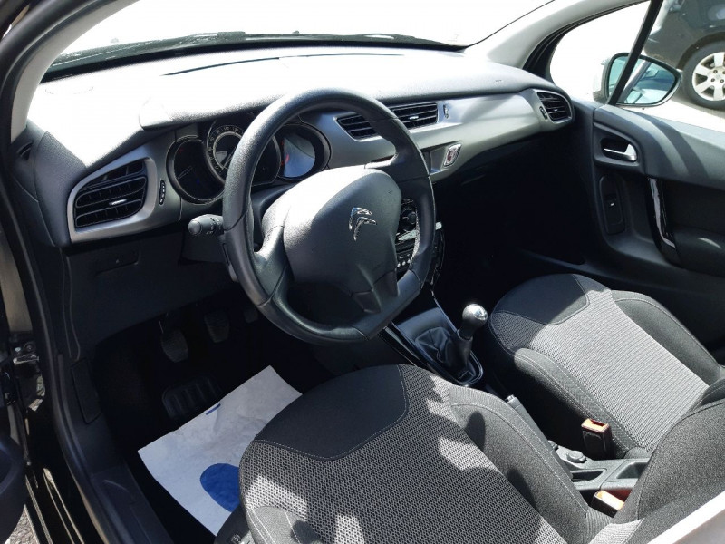 Photo 6 de l'offre de CITROEN C3 1.2 PURETECH SELECTION à 8490€ chez Carlyss automobiles Vitré