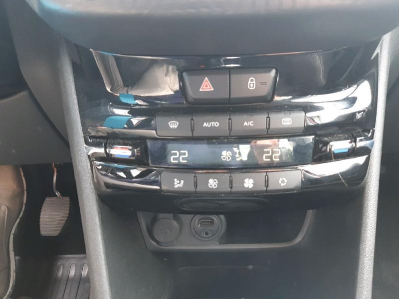 Photo 9 de l'offre de PEUGEOT 208 1.6 BLUEHDI 120CH ALLURE S&S 5P à 11490€ chez Carlyss automobiles Vitré