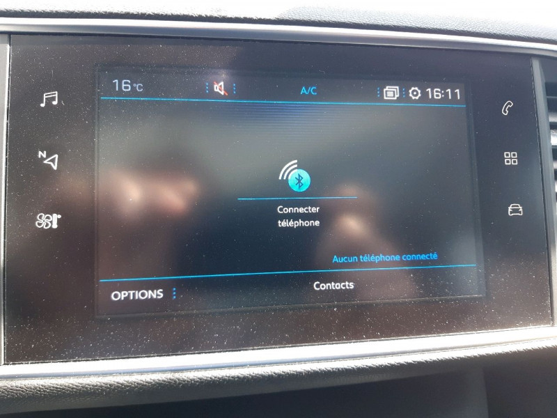 Photo 13 de l'offre de PEUGEOT 308 SW 2.0 BLUEHDI 150CH S&S ALLURE EAT6 à 15790€ chez Carlyss automobiles Vitré