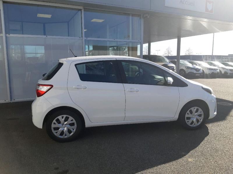 Photo 2 de l'offre de TOYOTA YARIS 69 VVT-I FRANCE 5P à 9490€ chez Carlyss automobiles Vitré