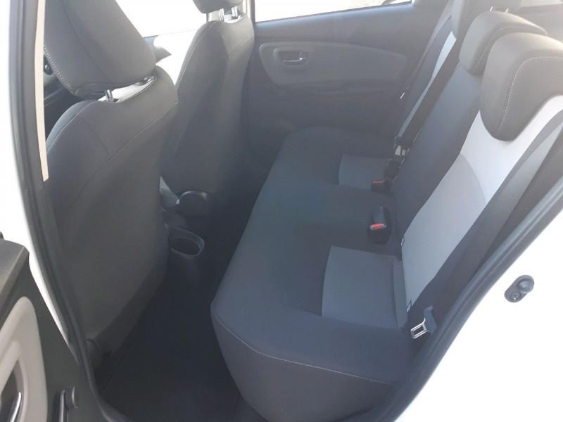 Photo 6 de l'offre de TOYOTA YARIS 69 VVT-I FRANCE 5P à 9490€ chez Carlyss automobiles Vitré