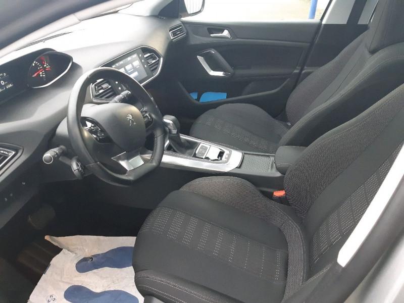 Photo 6 de l'offre de PEUGEOT 308 SW 1.6 BLUEHDI 120CH ALLURE S&S EAT6 à 13490€ chez Carlyss automobiles Vitré