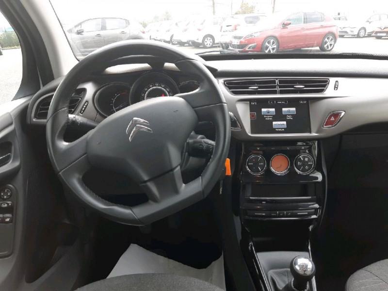 Photo 4 de l'offre de CITROEN C3 1.6 BLUEHDI100 CONFORT BUSINESS S&S 79G à 8990€ chez Carlyss automobiles Vitré