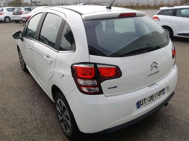 Photo 3 de l'offre de CITROEN C3 1.6 BLUEHDI100 CONFORT BUSINESS S&S 79G à 8990€ chez Carlyss automobiles Vitré