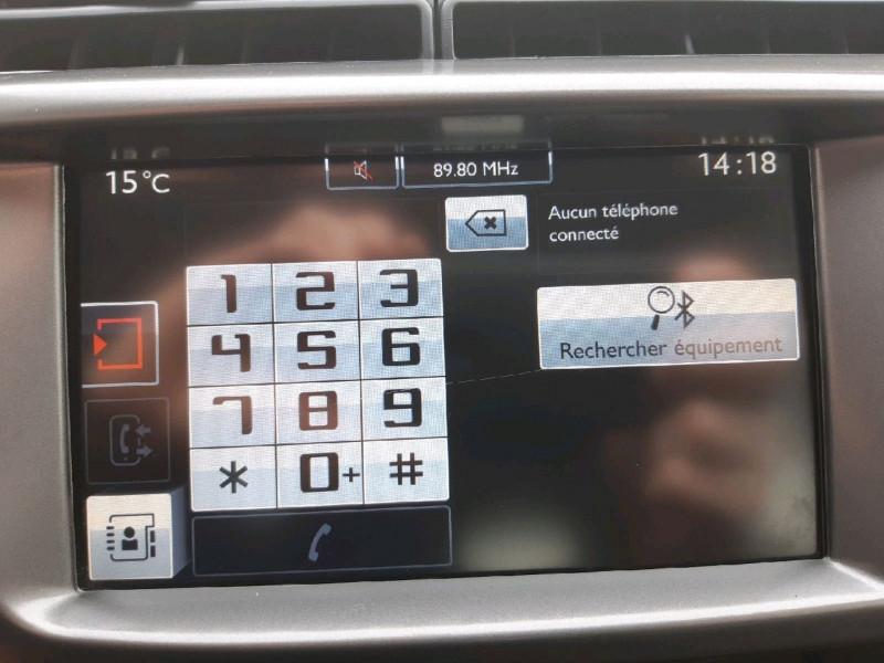 Photo 10 de l'offre de CITROEN C3 1.6 BLUEHDI100 CONFORT BUSINESS S&S 79G à 8990€ chez Carlyss automobiles Vitré