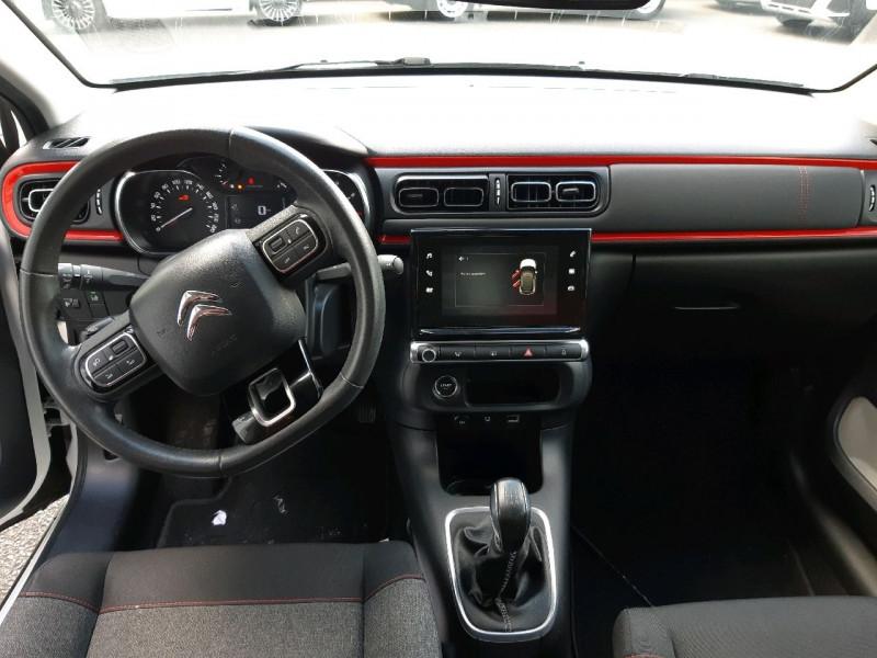 Photo 8 de l'offre de CITROEN C3 BLUEHDI 100CH SHINE BUSINESS S&S à 11990€ chez Carlyss automobiles Vitré