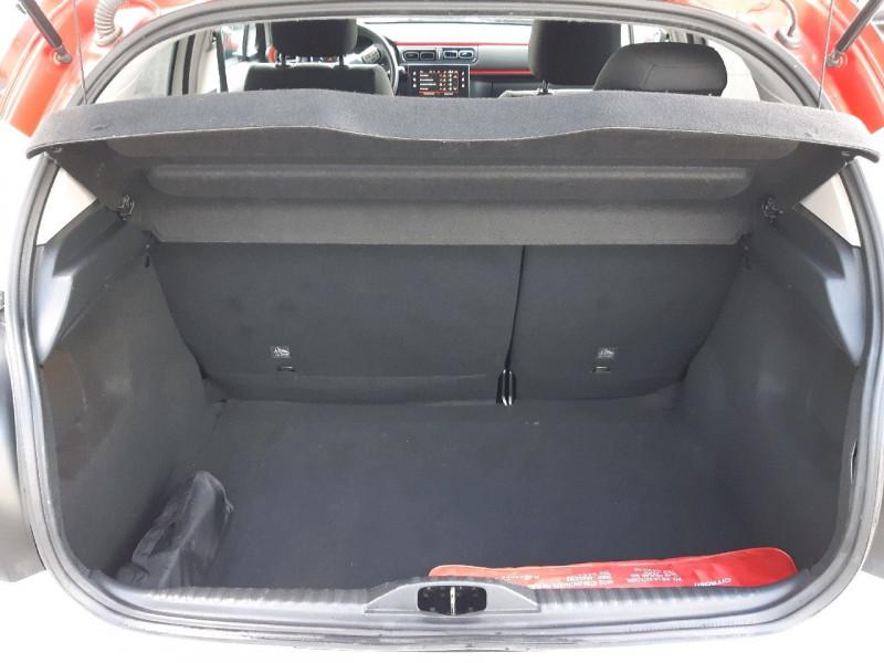 Photo 5 de l'offre de CITROEN C3 BLUEHDI 100CH SHINE BUSINESS S&S à 11990€ chez Carlyss automobiles Vitré