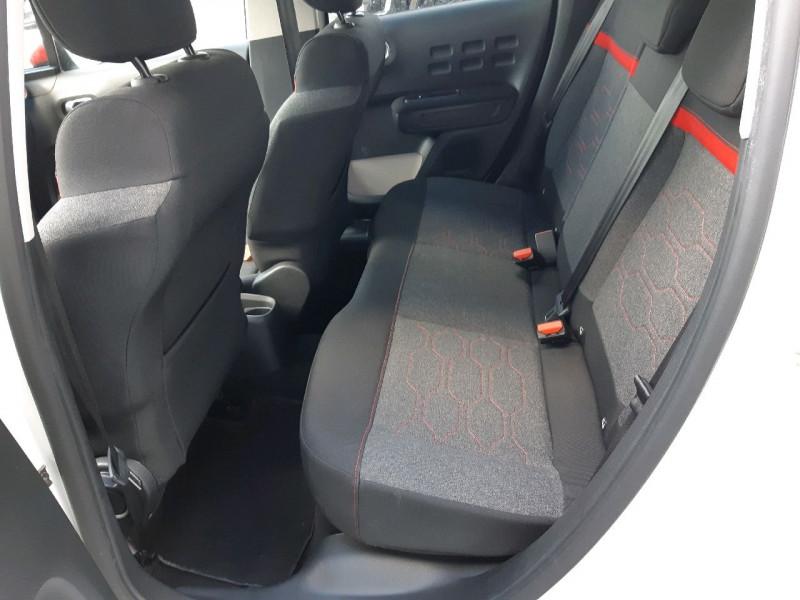 Photo 7 de l'offre de CITROEN C3 BLUEHDI 100CH SHINE BUSINESS S&S à 11990€ chez Carlyss automobiles Vitré