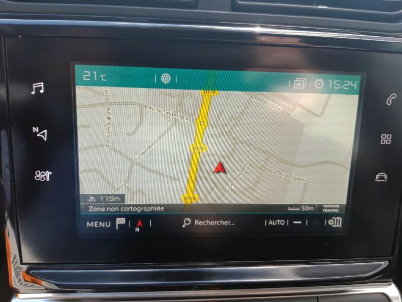 Photo 9 de l'offre de CITROEN C3 BLUEHDI 75CH SHINE BUSINESS S&S à 11990€ chez Carlyss automobiles Vitré