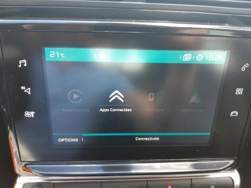 Photo 14 de l'offre de CITROEN C3 BLUEHDI 75CH SHINE BUSINESS S&S à 11990€ chez Carlyss automobiles Vitré