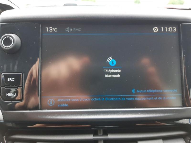 Photo 11 de l'offre de PEUGEOT 208 1.2 PURETECH 82CH ACTIVE 5P à 9290€ chez Carlyss automobiles Vitré