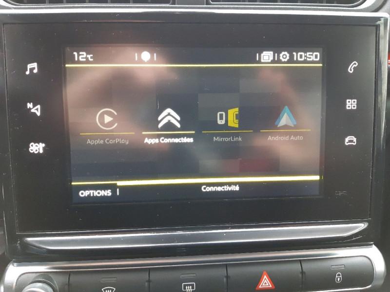 Photo 11 de l'offre de CITROEN C3 PURETECH 82CH SHINE BUSINESS à 11990€ chez Carlyss automobiles Vitré