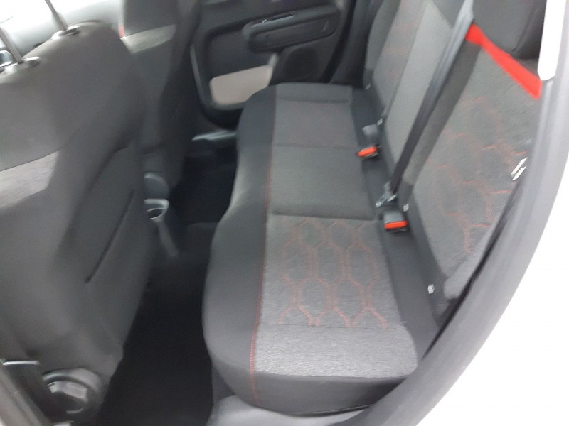 Photo 7 de l'offre de CITROEN C3 PURETECH 82CH SHINE BUSINESS à 11990€ chez Carlyss automobiles Vitré