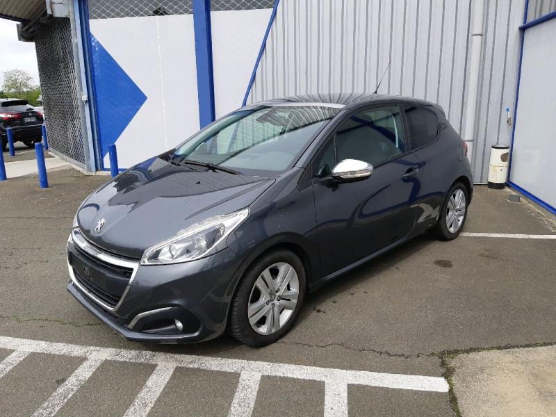 Photo 2 de l'offre de PEUGEOT 208 1.6 BLUEHDI 100CH STYLE 3P à 9790€ chez Carlyss automobiles Vitré