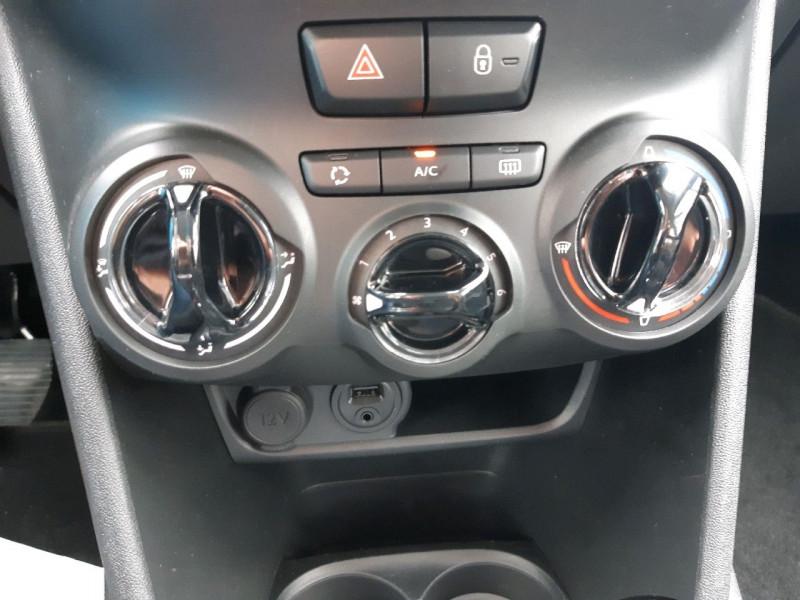 Photo 10 de l'offre de PEUGEOT 208 1.2 PURETECH 82CH ACTIVE 5P à 9290€ chez Carlyss automobiles Vitré