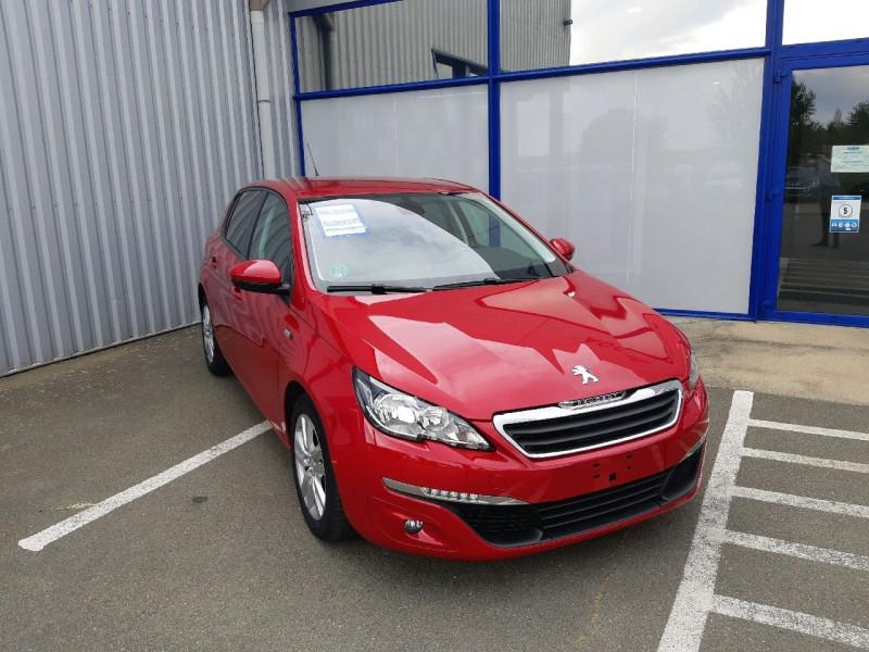 Peugeot 308 1.6 BLUEHDI 100CH STYLE S&S 5P Diesel ROUGE ULTIMATE Occasion à vendre